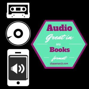 Audio Books in Any Format