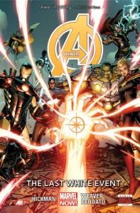 Avengers White Event
