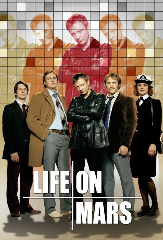 Life On Mars Perfect Television Silent Cacophony