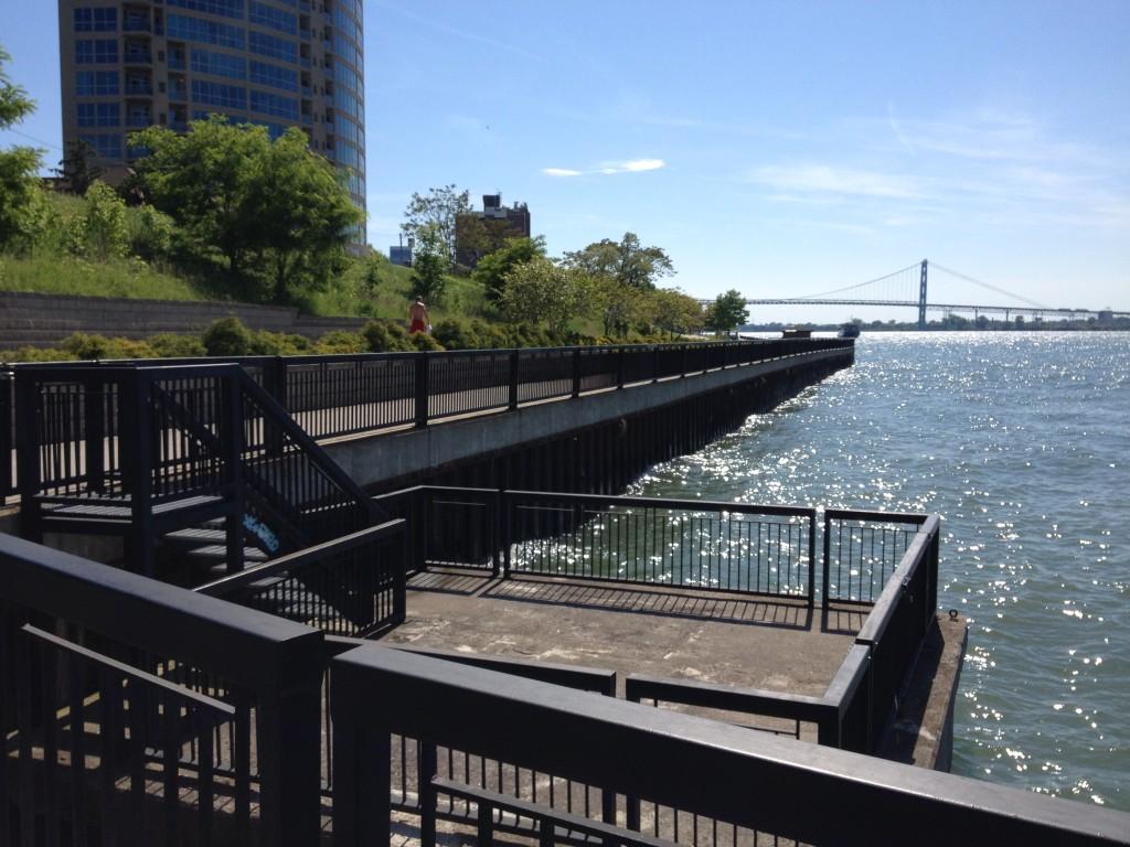 Observation Dock