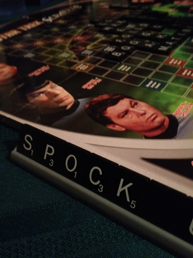 Waiting on Spock