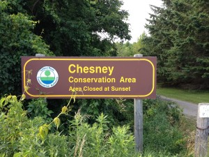 Chesney Trail