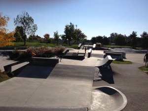 Barracks Skatepark 2