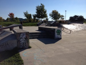 Barracks Skatepark 3