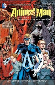 Animal Man Vol 3