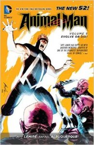 Animal Man Vol 5