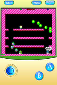 Bubble Bobble Level 1