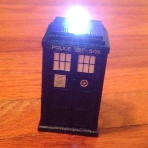 Mini-TARDIS