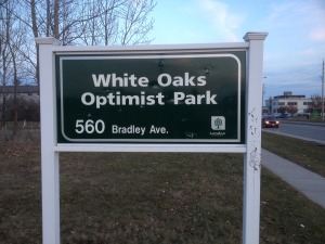 White Oaks Optimist Park