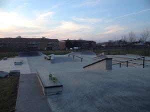 White Oaks Skatepark