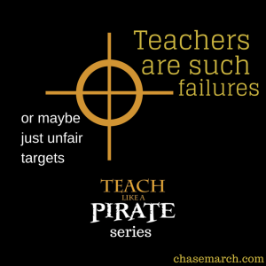 Teachers - Unfair Targets