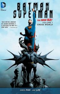 Batman Superman - Cross World