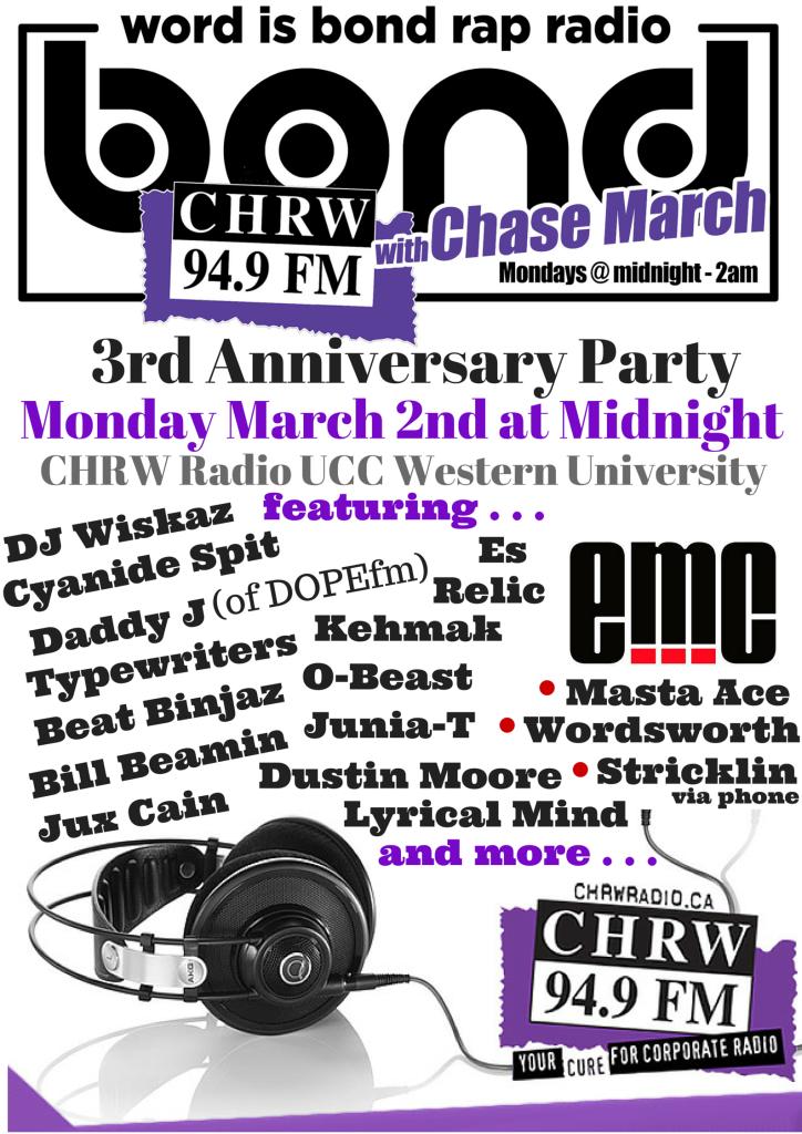 WIB Rap Radio 3rd Anniverary Party (1)