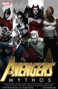 Avengers Mythos TPB