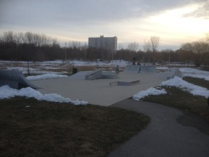 St Juilien Skatepark