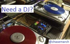 need DJ