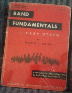Band Fundamentals in Easy Steps: Conductor Guide