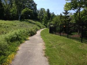 Warbler Wood Perimeter Path