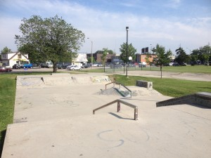 Parkdale Skatepark