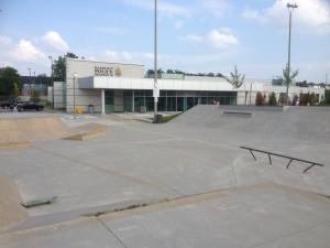 Police Station Skatepark