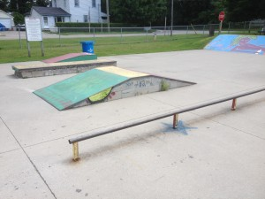 SkatePort Rail