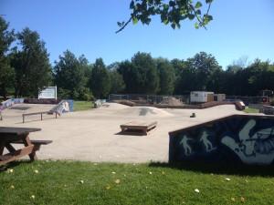 Strathroy Skatepark