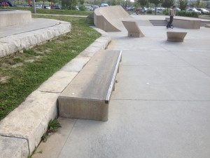 Turner Park Ledge