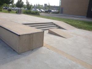 Turner Park Mini-Stairs