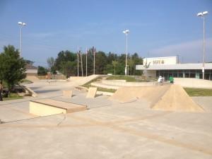 Turner Skatepark Hamilton