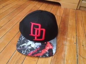 Daredevil Hat Balck