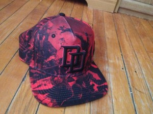 Daredevil Hat Red