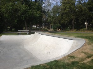 Double Quarter-Pipe