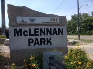 McLennan Park