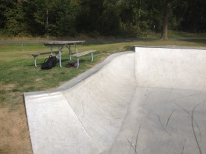Pool Ledge Coping