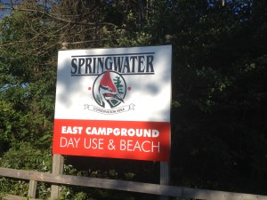 Springwater East Day Use Site