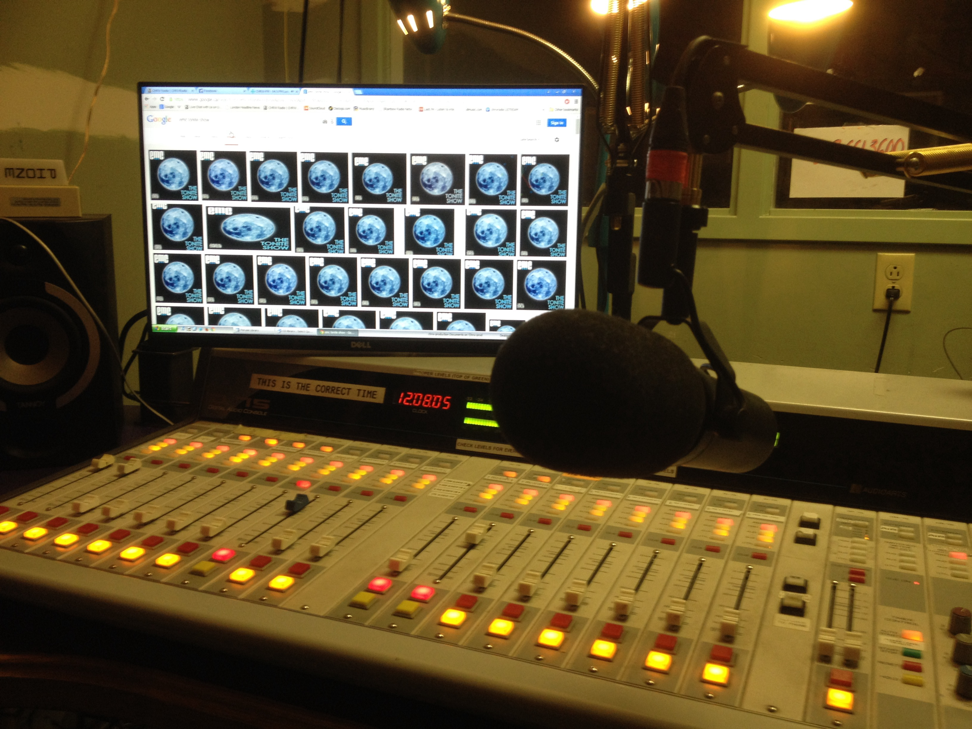 CHRW Soundboard