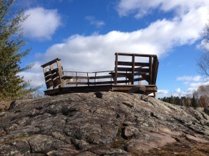 Laurier Woods Observation