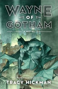 Wayne of Gotham novel