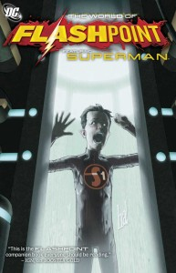 flashpoint - superman