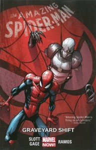Amazing Spider-Man Vol 4 - Graveyard Shift