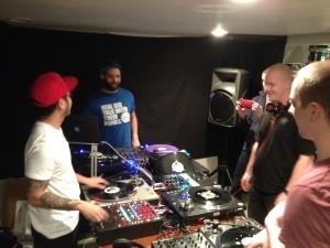 DJ Scratch Session