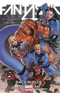 Fantastic Four Vol 3