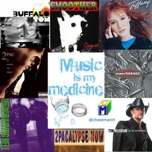 Secret Medicine-Music
