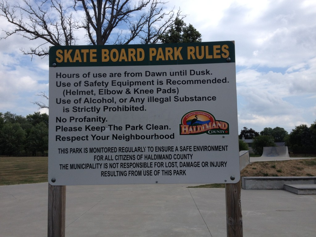 haldimand-county-skatepark
