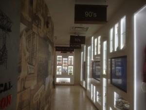 Memory Lane Aisle
