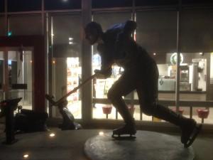 Tim Horton Statue