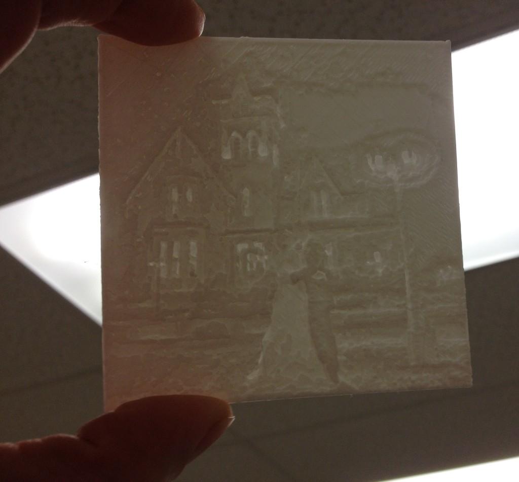Wedding 3D Print