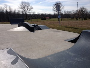 Great flow skatepark