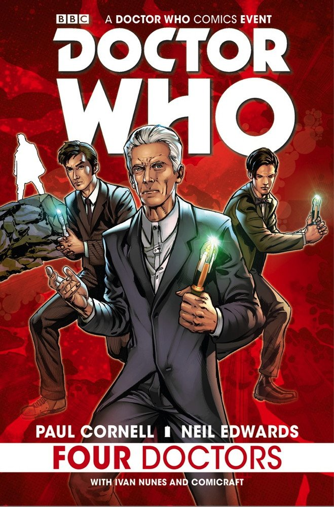 Doctor Who - Four Doctors