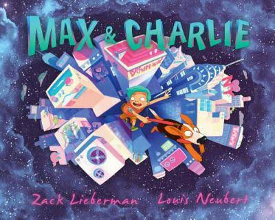 Max & Charlie book